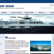 MIS Ship Design – Official Website