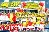 Sinulog Fluvial 2011