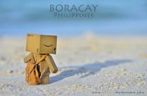 Danbo in Boracay