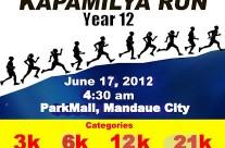 DYAB Kapamilya Run 2012