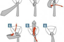 Learn how to tie a necktie