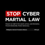 STOP Cyber Martial Law