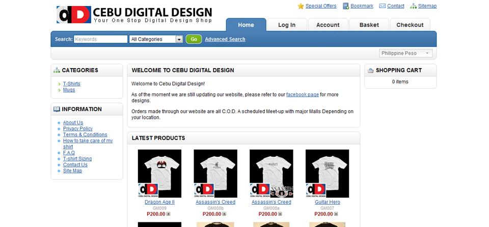 Cebu Digital Design – Official Website