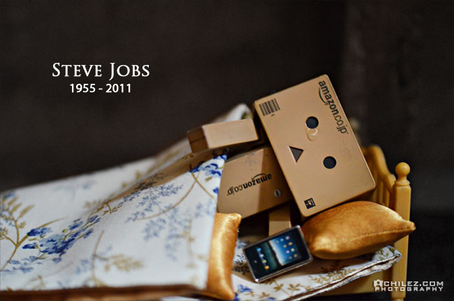 achilez-blog-danbo-ajax-danboard-365-faces-danbo-isad-remembering-steve-jobs-apple-mac-ipad-iphone-1955-2011-650
