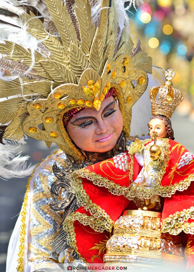 sinulog 2013 sto nino cebu philippines festival queen contingent sidelights fluvial procession higante archie mercader achilez achilez (5)