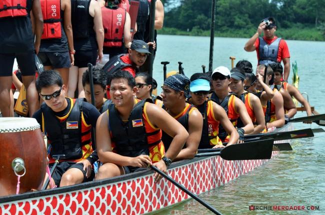 Dragon Boat MR500 Festival 2013 Lower Seletar Reservoir March 2013 (11) - filipino dragons singapore philippine team