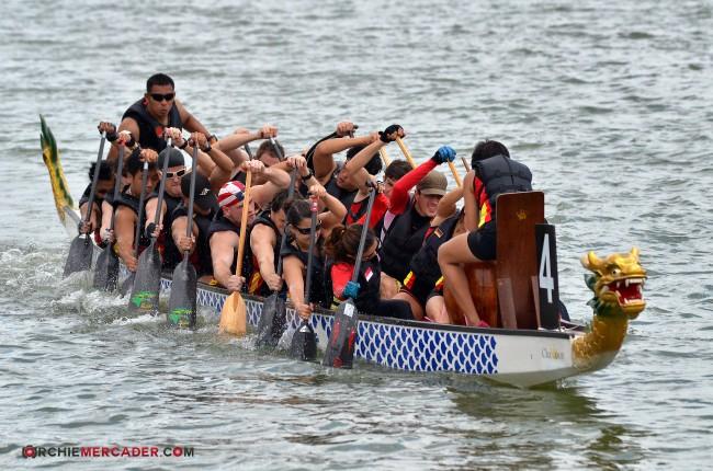Dragon Boat MR500 Festival 2013 Lower Seletar Reservoir March 2013 (14)