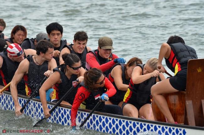 Dragon Boat MR500 Festival 2013 Lower Seletar Reservoir March 2013 (15)