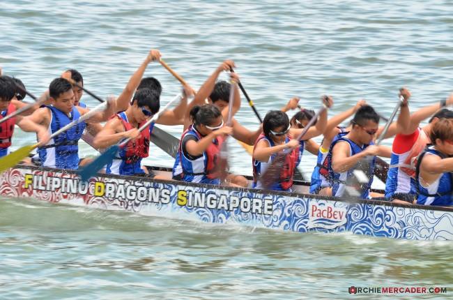 Dragon Boat MR500 Festival 2013 Lower Seletar Reservoir March 2013 (17)