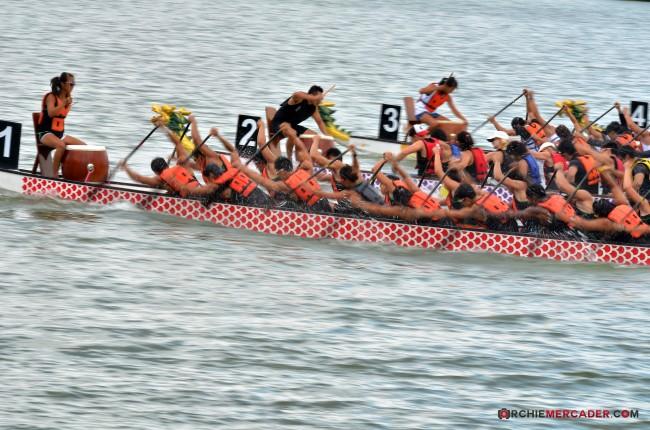 Dragon Boat MR500 Festival 2013 Lower Seletar Reservoir March 2013 (18)