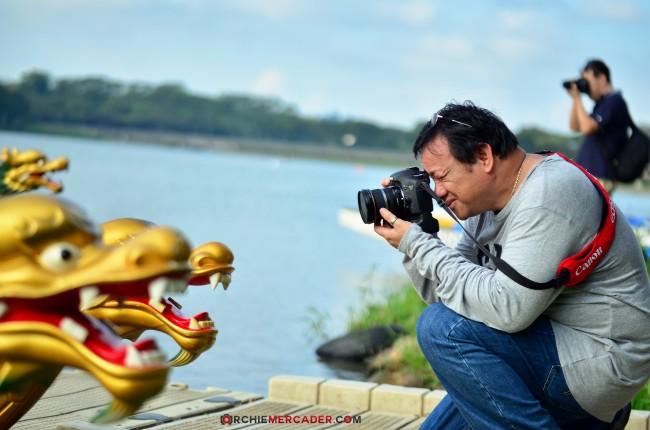 Dragon Boat MR500 Festival 2013 Lower Seletar Reservoir March 2013 (2) - with romeo angeles