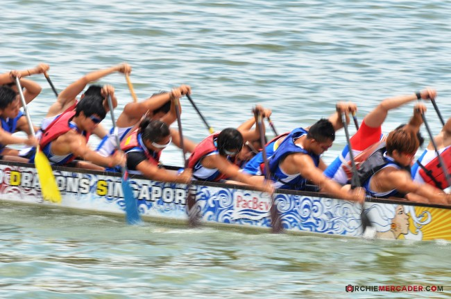 Dragon Boat MR500 Festival 2013 Lower Seletar Reservoir March 2013 (5) - filipino dragons singapore