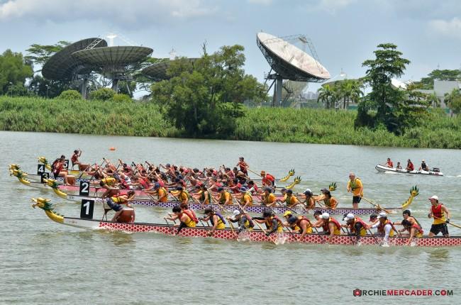 Dragon Boat MR500 Festival 2013 Lower Seletar Reservoir March 2013 (6)