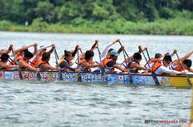 Dragon Boat MR500 Festival 2013 Lower Seletar Reservoir March 2013 (7) - filipino dragons singapore