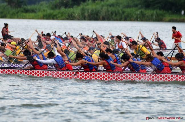 Dragon Boat MR500 Festival 2013 Lower Seletar Reservoir March 2013 (8)