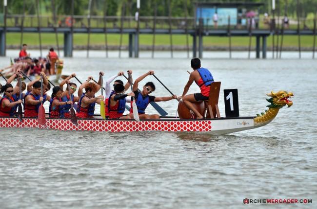 Dragon Boat MR500 Festival 2013 Lower Seletar Reservoir March 2013 (9)