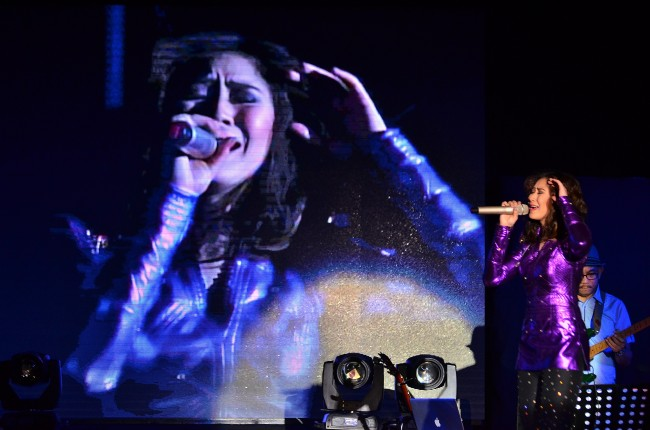 Sarah Geronimo Perfect 10 Concert Live in Cebu December 2013 (12) (Copy)