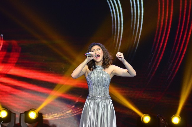 Sarah Geronimo Perfect 10 Concert Live in Cebu December 2013 (4) (Copy)