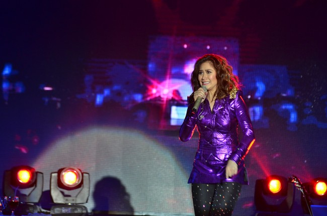 Sarah Geronimo Perfect 10 Concert Live in Cebu December 2013 (53) (Copy)