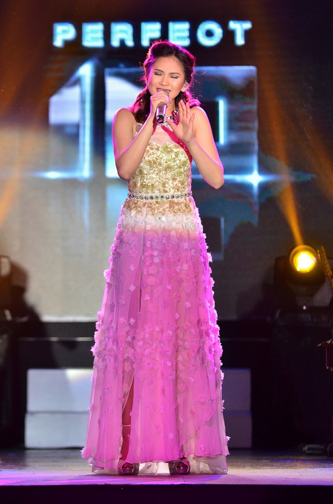Sarah Geronimo Perfect 10 Concert Live in Cebu December 2013 (65) (Copy)
