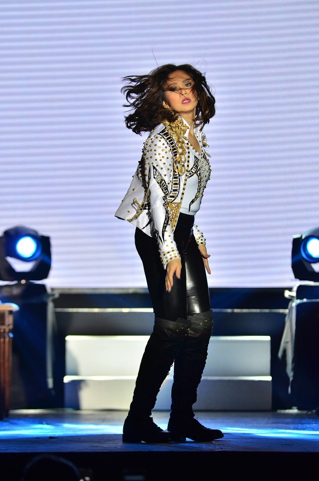 Sarah Geronimo Perfect 10 Concert Live in Cebu December 2013 (74) (Copy)