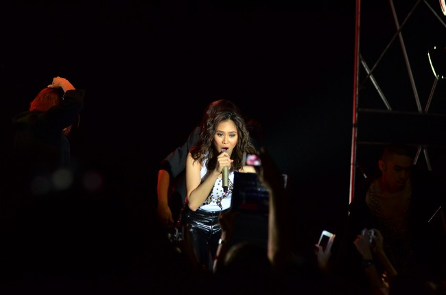Sarah Geronimo Perfect 10 Concert Live in Cebu December 2013 (86) (Copy)