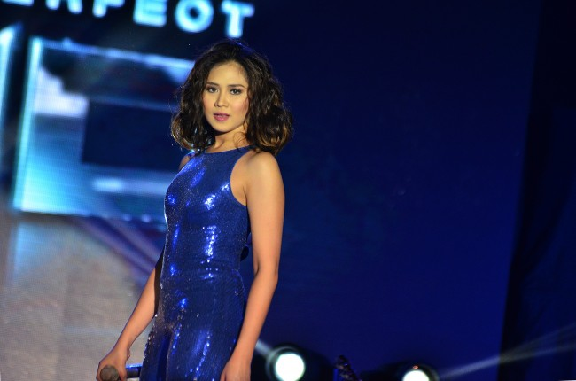 Sarah Geronimo Perfect 10 Concert Live in Cebu December 2013 (9) (Copy)