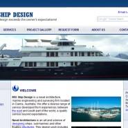MIS Ship Design – Official Website