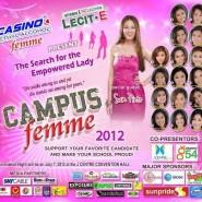 Campus Femme 2012